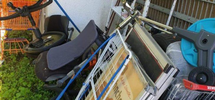 Altmetall Sammler Anrufen und Container Kosten Sparen – Schrottabholung Mülheim an der Ruhr