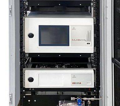 Messung von Spurenverunreinigungen in der weltgrößten PEM-Elektrolyseanlage
