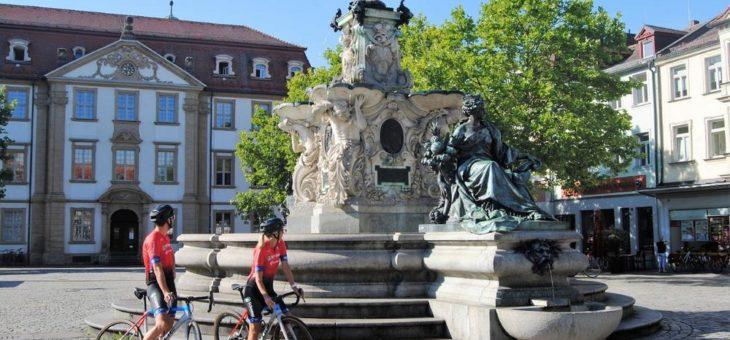 """""""Erlangen fährt Rad"""": neue Tourenvorschläge mit vielen Highlights"""