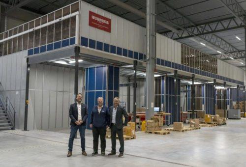 AutoStore erreicht Meilenstein mit 600 Robotik-Systemen