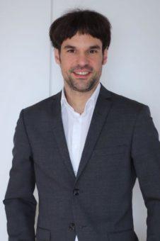 Dr. Christopher Robeller ist neuer Architektur-Professor der Hochschule Bremen