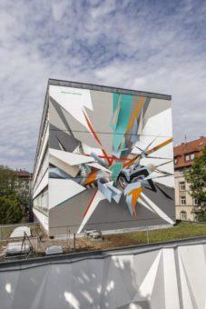 WÄNDE I WALLS: DAIM x Eberhard-Ludwigs-Gymnasium Stuttgart