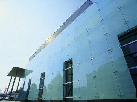 Die bezaubernde Fassadenverglasung – einfach glasig schön