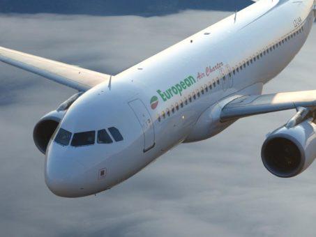 Exklusives Flugprogramm mit European Air Charter ab September