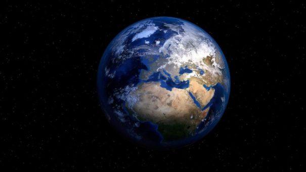"""""""Erdüberlastungstag"""": Mit Earth-Domains den Planeten unterstützen…"""