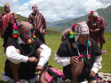 Peru: Huldigung der Mutter-Erde in der ersten Augustwoche