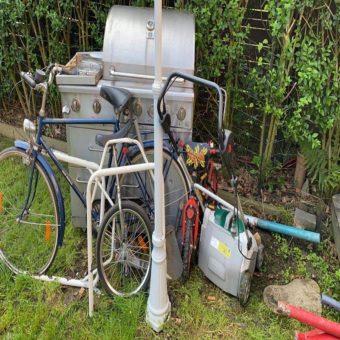 Schrottabholung Dinslaken: bringt Metall zum Recycling