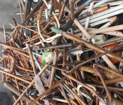 Haben Sie Schrott Altmetall in Witten oder Umgebung von ihren Standort verkaufen Möchten?