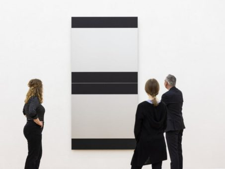 Finissage-Rundgang mit Hamburger Künstler Frank Gerritz