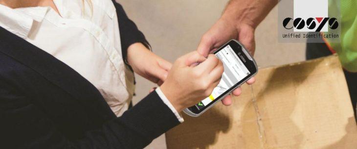 Die COSYS Paket Inhouse Software hilft Ihnen, Postverteilungsprozesse zu digitalisieren