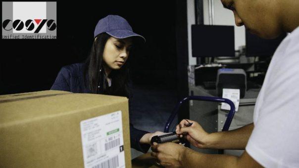Mobiles Scanner-System für die Verladung und Auslieferung