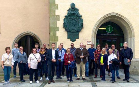 Wo die Wahrheit liegt: Location Tour der Film Commission führte nach Niederbayern