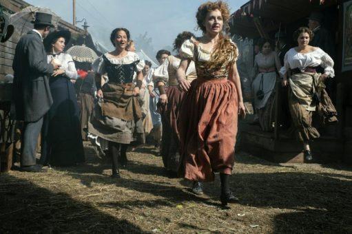 """Bayerischer Fernsehpreis 2021: Blaue Panther für """"Oktoberfest 1900"""" und """"Der Überläufer"""""""